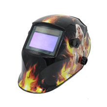 MX-E Auto Darkening Welding Helmet with beauty